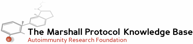 Marshall Protocol Knowledge Base